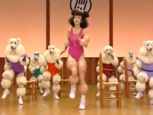 poodle dance